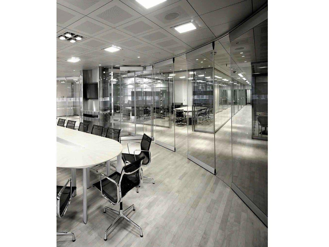 Pareti mobili scorrevoli porte esterne pareti divisorie e for Mobili ufficio dwg
