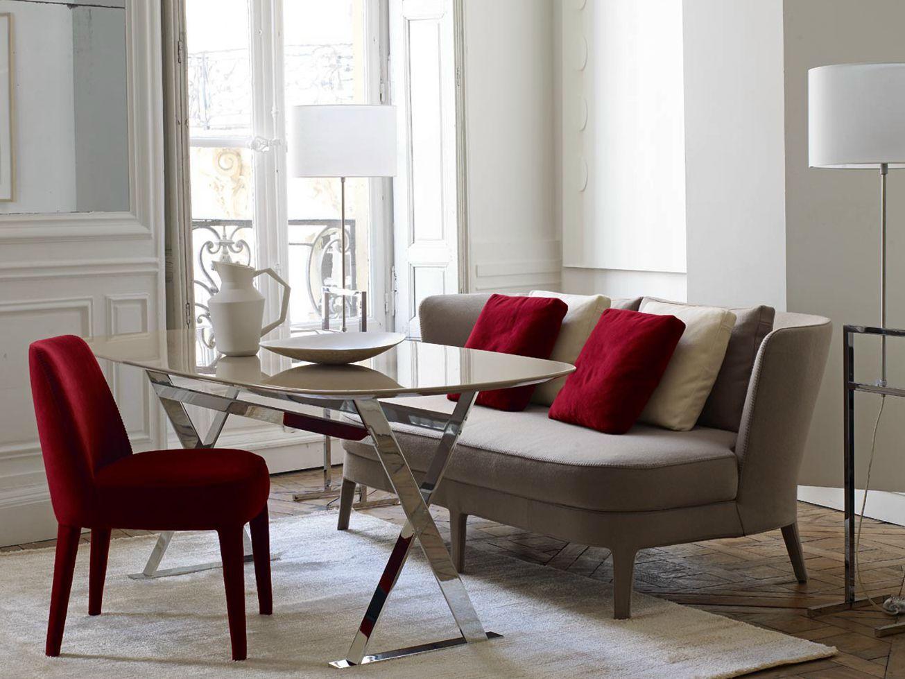 Febo 2 seater sofa by maxalto a brand of b b italia spa for B b italia spa