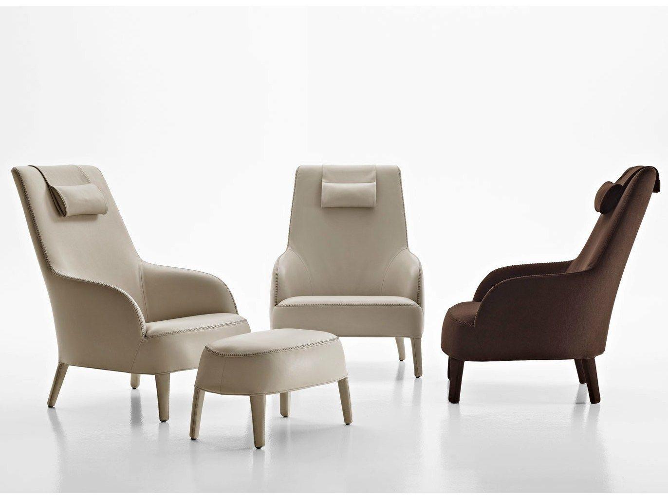 febo bergere poltrona in tessuto by maxalto a brand of b b italia spa design antonio citterio. Black Bedroom Furniture Sets. Home Design Ideas