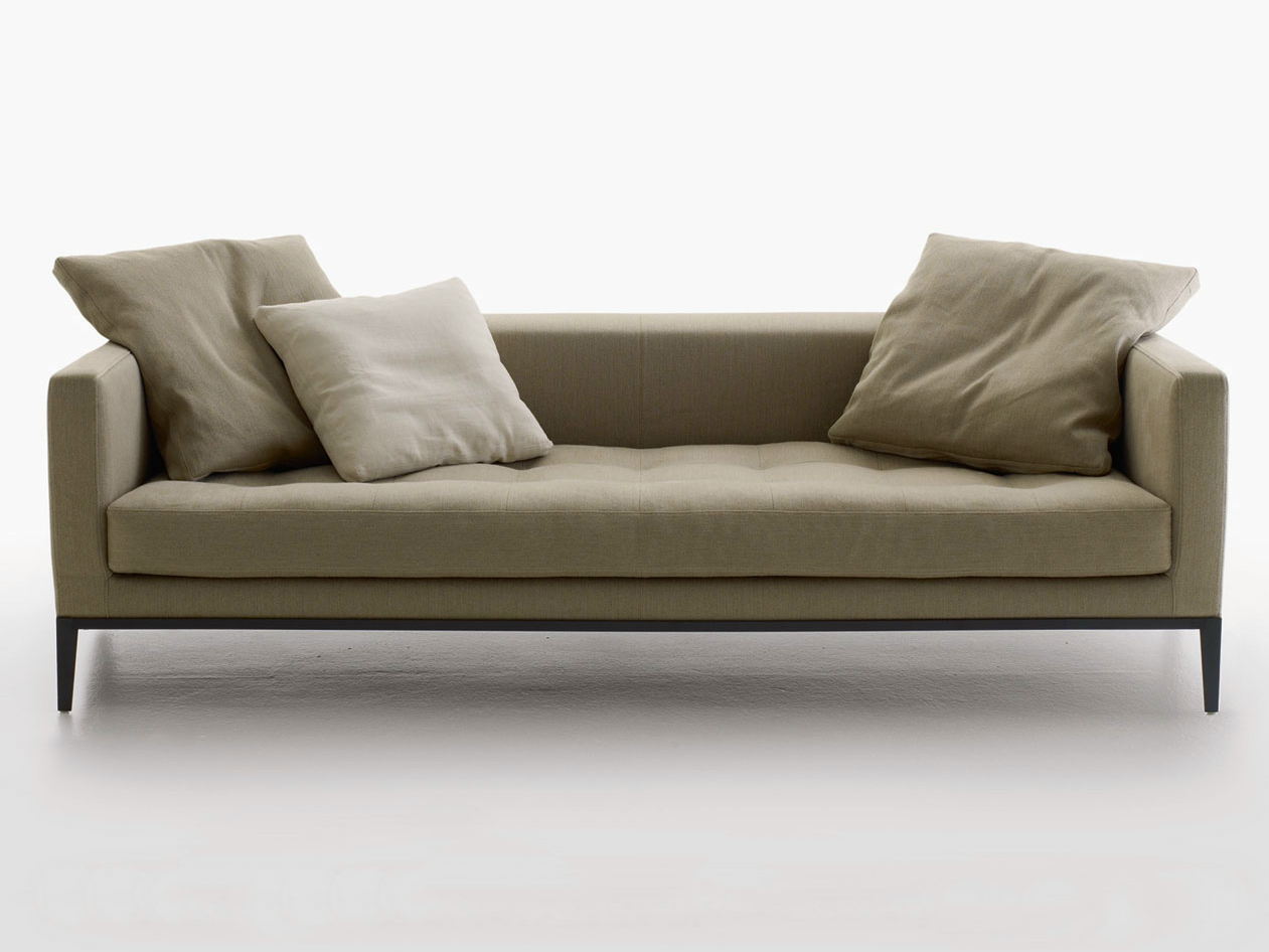 Simpliciter Fabric Sofa By Maxalto A Brand Of B B Italia Spa Design Antonio Citterio