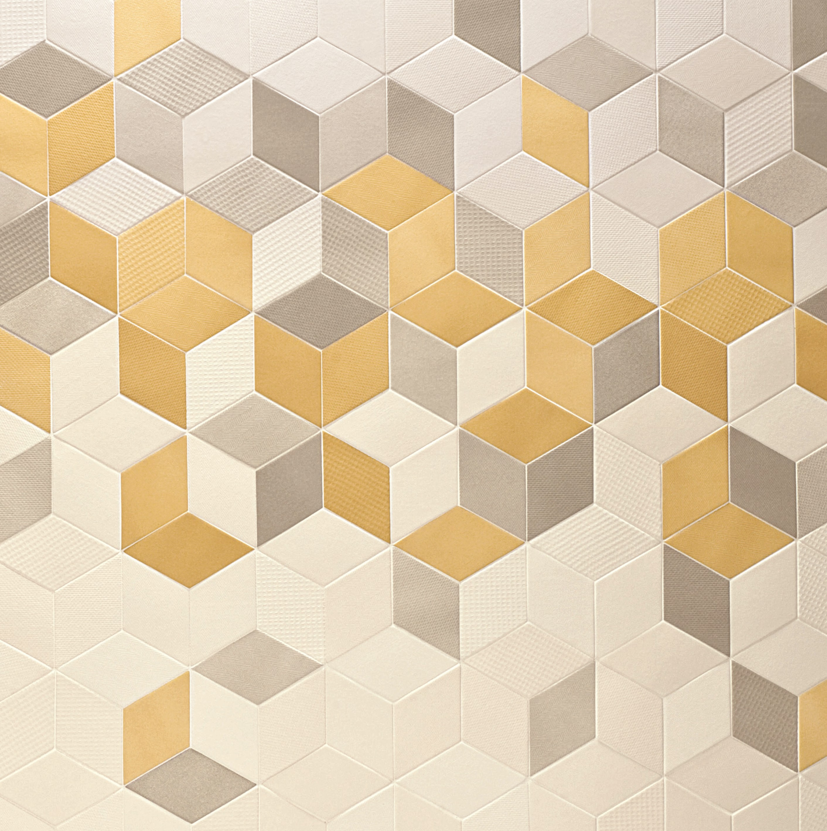 Tex Indoor Porcelain Stoneware Wall Floor Tiles Tex Yellow Mutina on hexagon floor tile