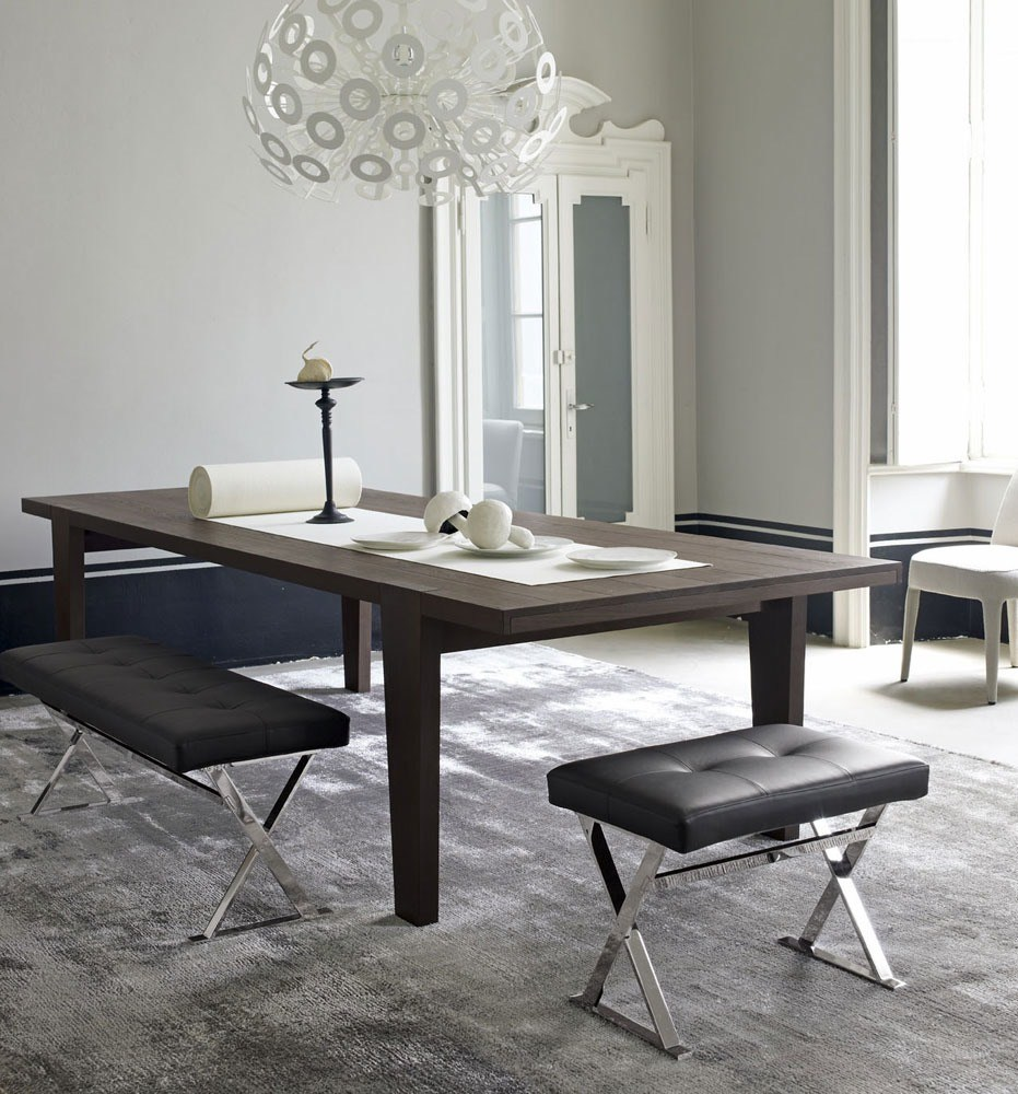 omero tisch by maxalto a brand of b b italia spa design. Black Bedroom Furniture Sets. Home Design Ideas