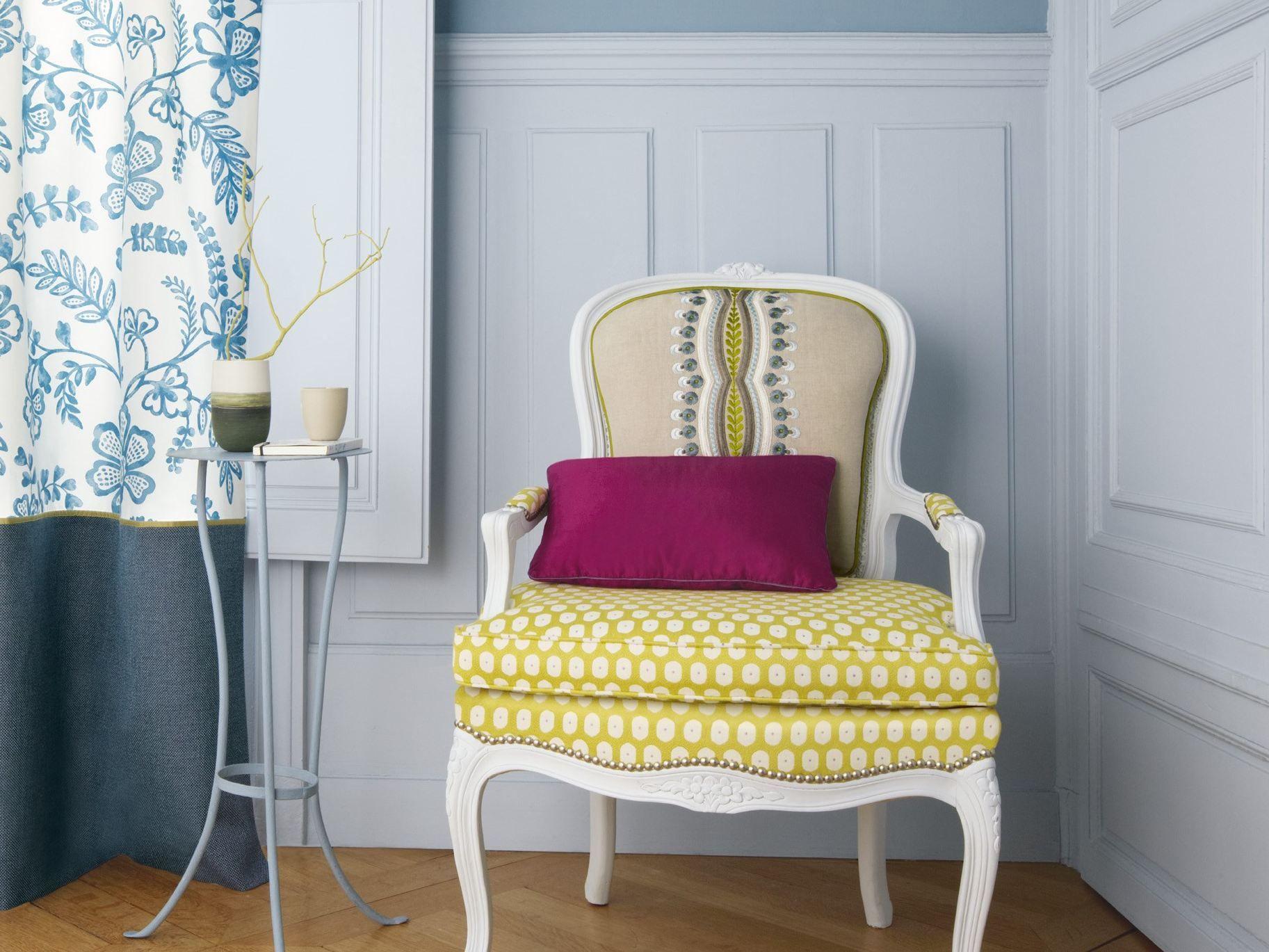 gavotte tissu d 39 ameublement by zimmer rohde. Black Bedroom Furniture Sets. Home Design Ideas