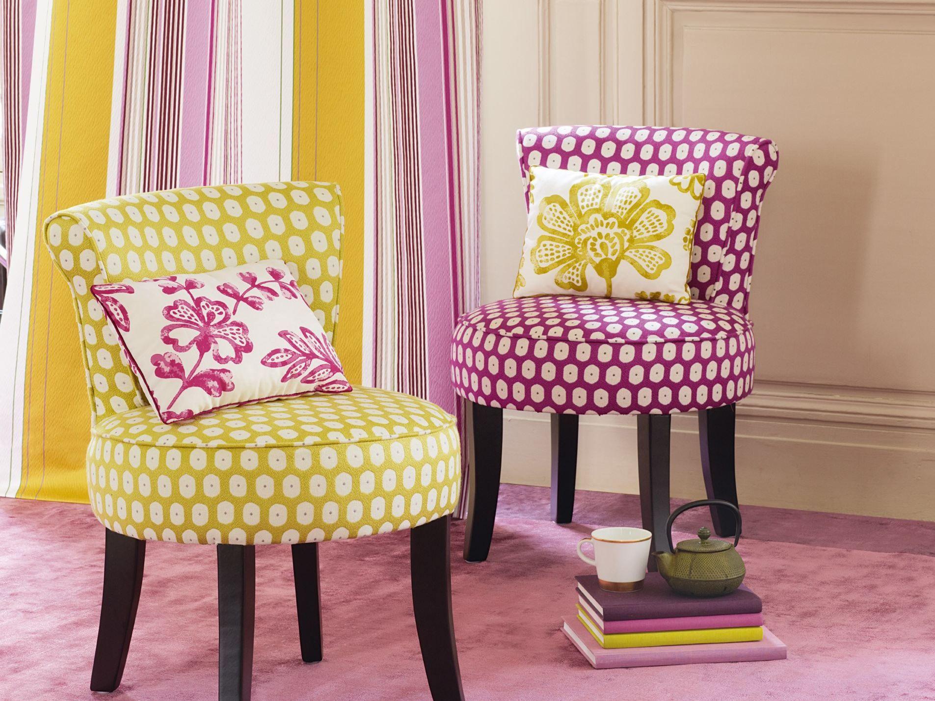 Tejido de lunares de tapicer a jacquard de algod n for Ameublement design