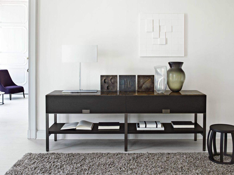 eracle consolle by maxalto a brand of b b italia spa design antonio citterio. Black Bedroom Furniture Sets. Home Design Ideas