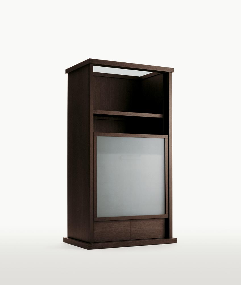 incipit display cabinet by maxalto a brand of b b italia spa design antonio citterio. Black Bedroom Furniture Sets. Home Design Ideas