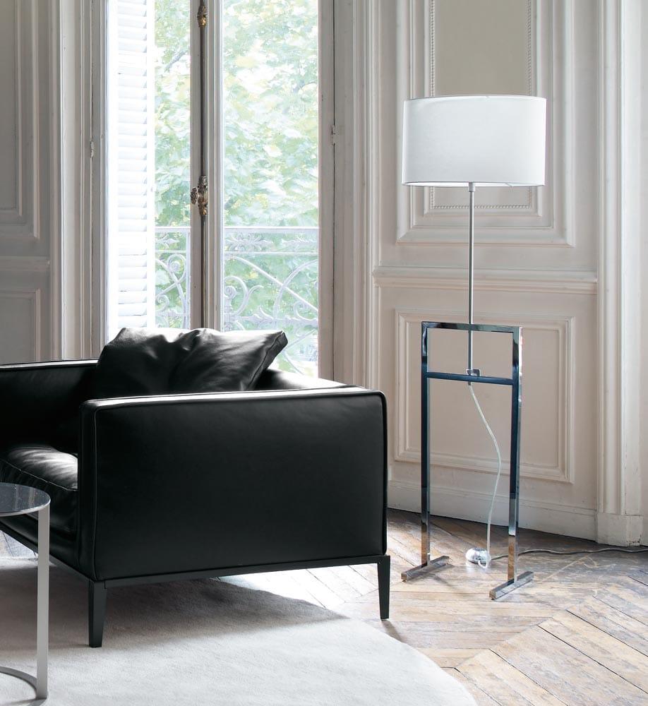 Leukon floor lamp by maxalto a brand of b b italia spa for B b italia spa