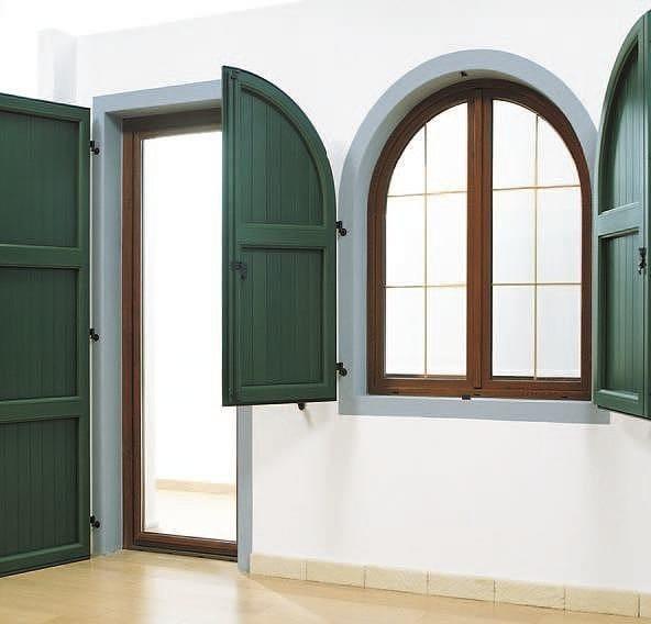 Scuri in alluminio sv 30 by aluk group for Scuri in legno prezzi online