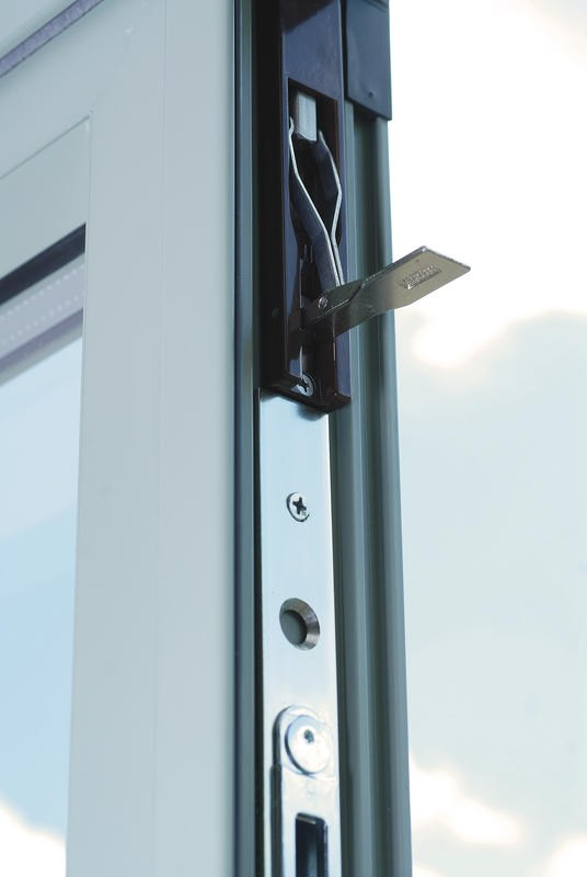 Aluminium patio door bsf70 by aluk group for Aluminium patio doors