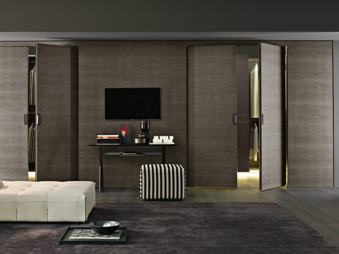 begehbarer kleiderschrank backstage by b b italia design antonio citterio. Black Bedroom Furniture Sets. Home Design Ideas