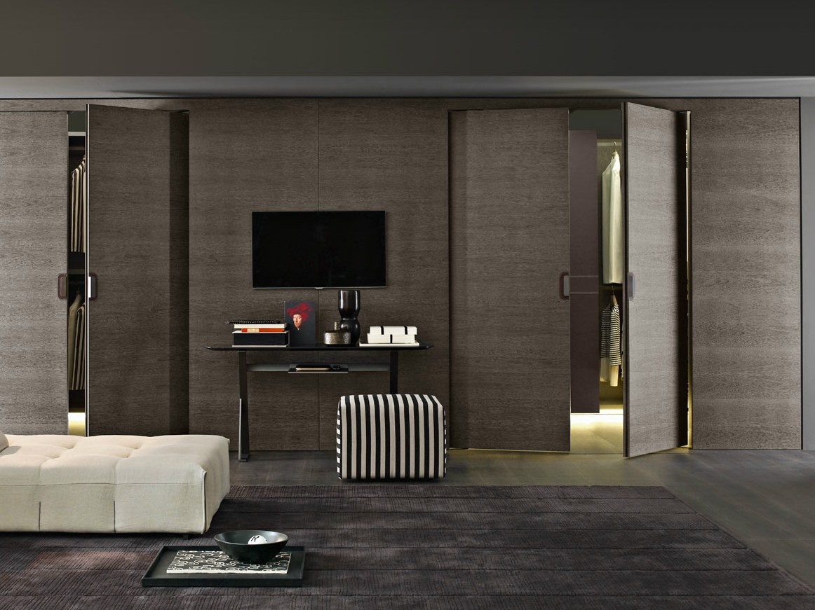 begehbarer kleiderschrank backstage by b b italia design. Black Bedroom Furniture Sets. Home Design Ideas
