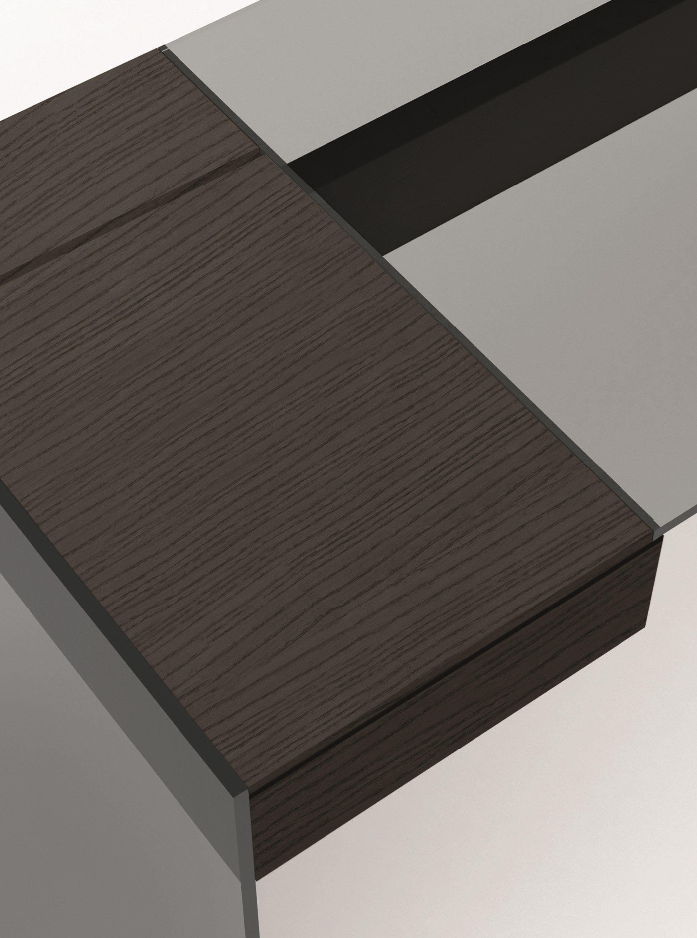 Stainless Steel Secretary Desk Air Desk W By Gallotti
