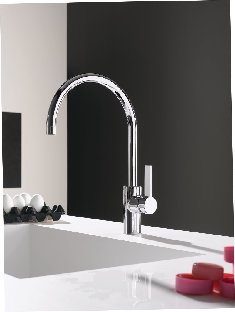 KITCHEN TAP WITH SPRAY TARA ULTRA BY DORNBRACHT | DESIGN ...