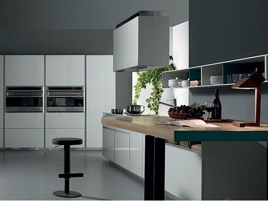 Hd23 cucina con penisola by rossana design massimo castagna - Rossana cucine prezzi ...