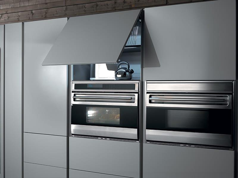 Tu23 cucina a scomparsa by rossana design massimo castagna - Cucina senza maniglie ...