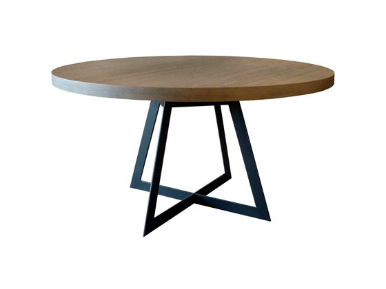 Baron dining table by ph collection for Table extensible murale