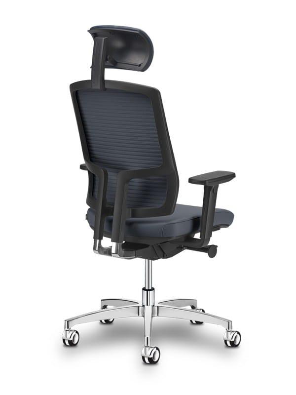 4 you fauteuil de direction by sitland - Fauteuil reglable en hauteur ...