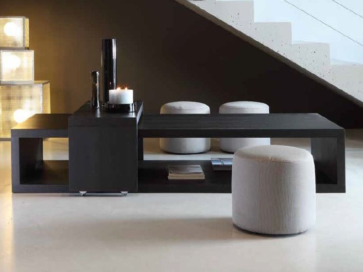 Pouf Footstool Rond By Ph Collection