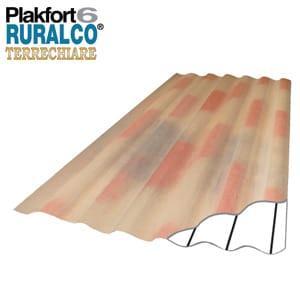 Panneau et plaque de couverture en fibrociment plakfort 6 for Panneau de couverture de veranda
