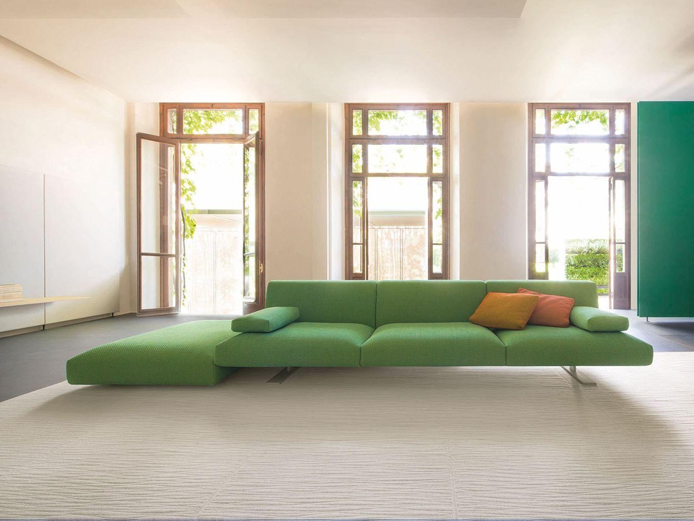 Canap modulable move by paola lenti design francesco rota for Paola lenti