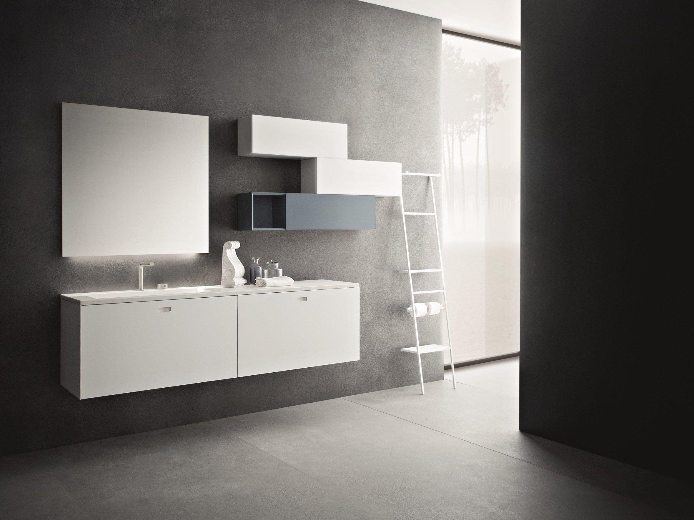 Arredo bagno completo CRAFT - COMPOSIZIONE N08 By NOVELLO design ...