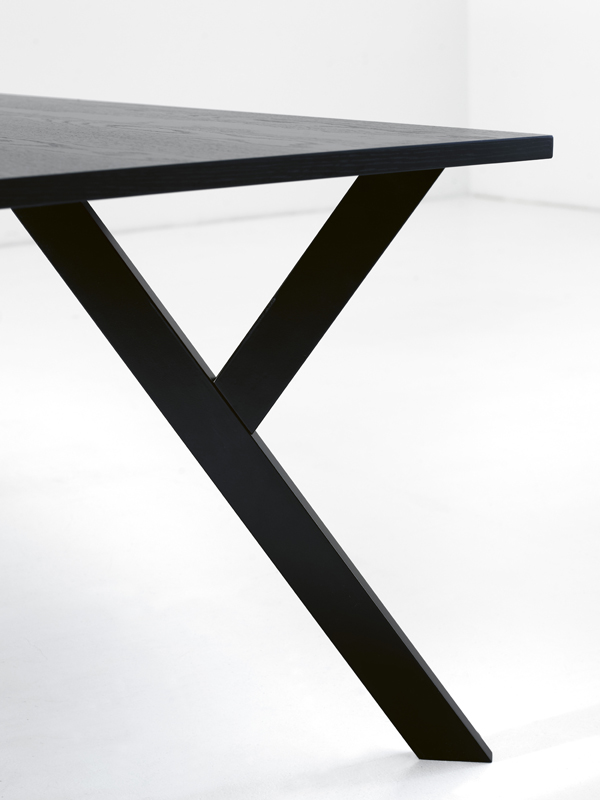 Ypsilon square table by karl andersson s ner design love for Table ypsilon