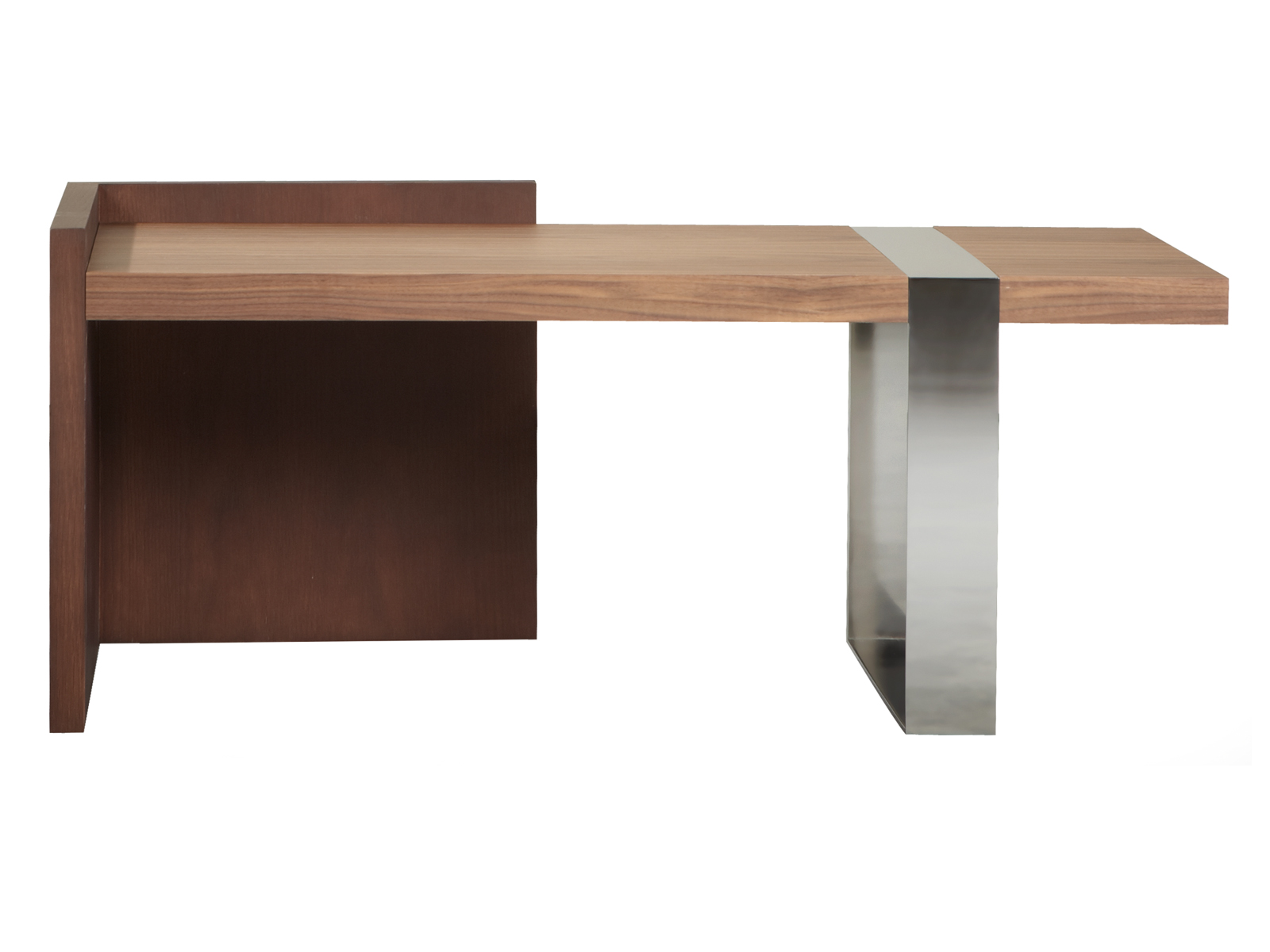 Low Wood Veneer Coffee Table For Living Room Baa By Azea Design Victor Caetano