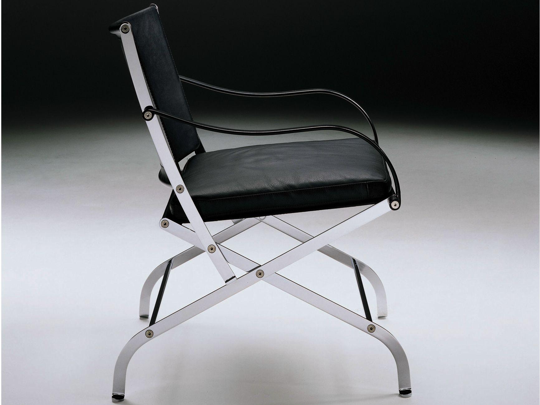 Carlotta sedia con braccioli by flexform design antonio for Sedia design pieghevole