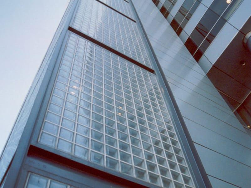 Bloques de vidrio energy saving by seves s p a divisione - Ladrillo de cristal ...
