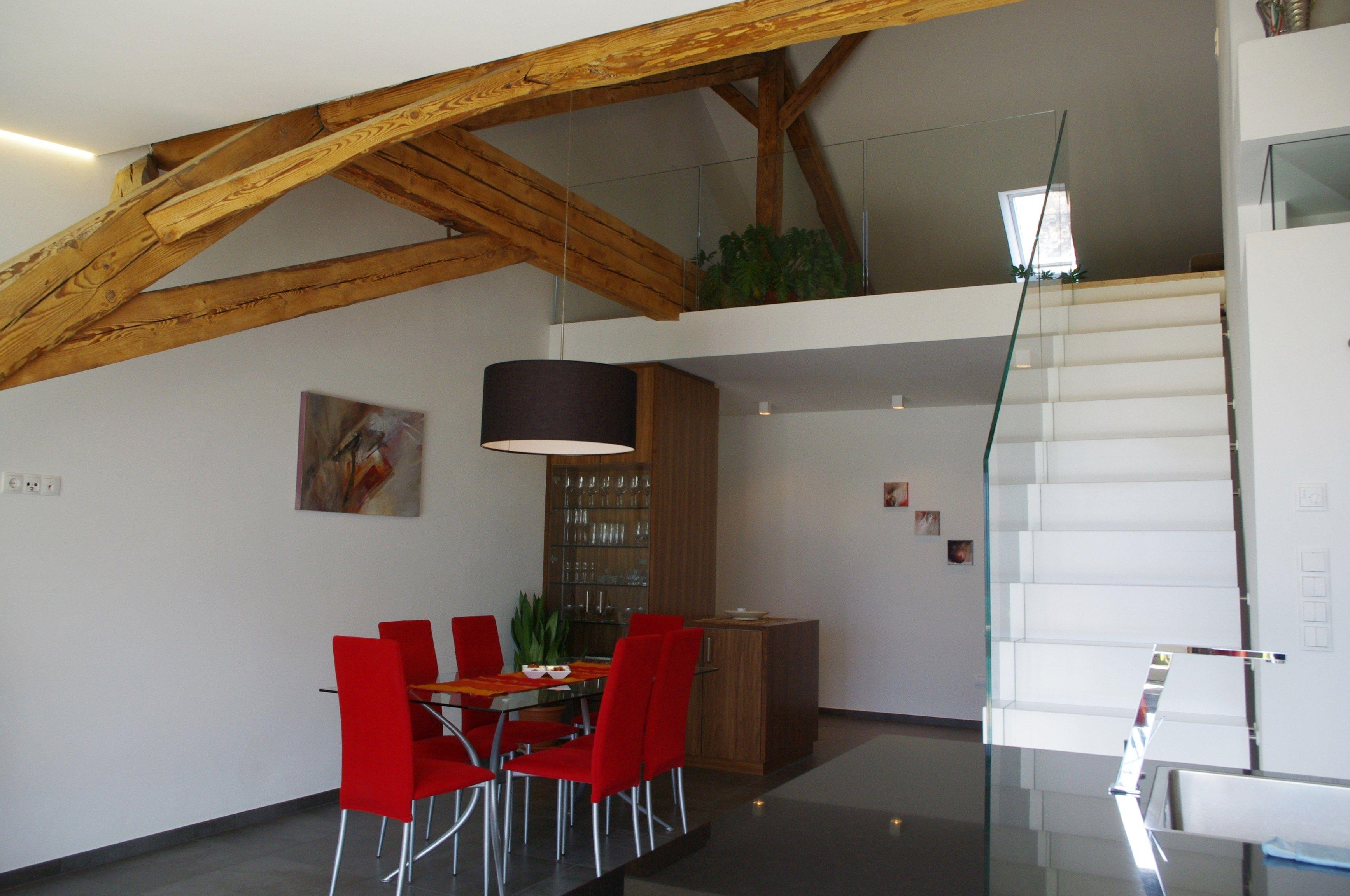 700 escalier ouvert by interbau suedtirol treppen - Escalier ouvert ...