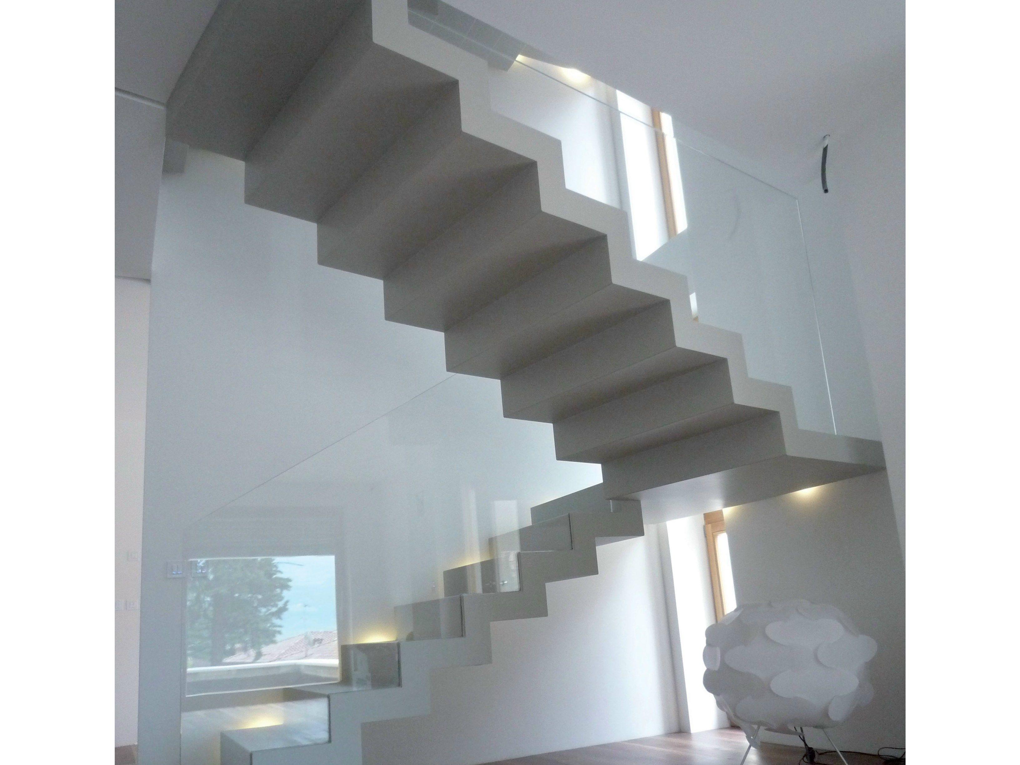 700 escalera abierta by interbau suedtirol treppen for Escaleras en u