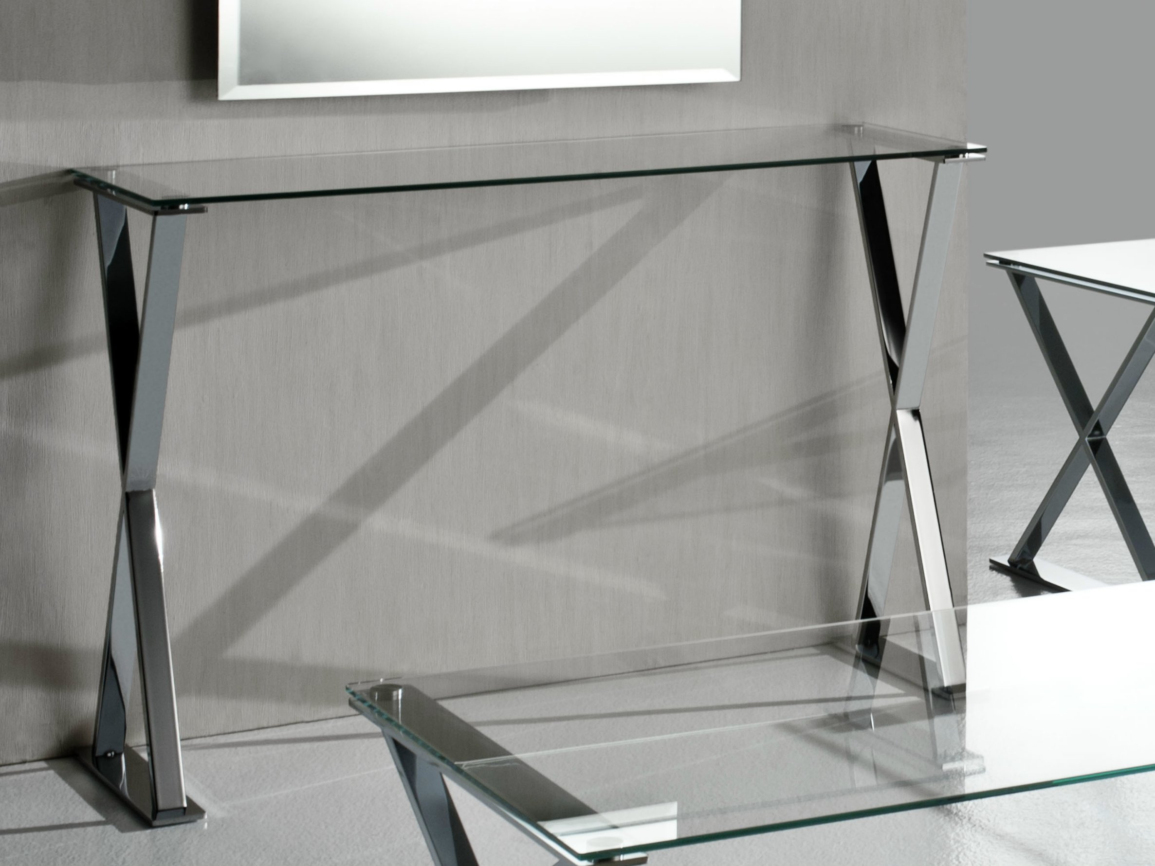 ics konsolentisch by orsenigo design studio orsenigo. Black Bedroom Furniture Sets. Home Design Ideas