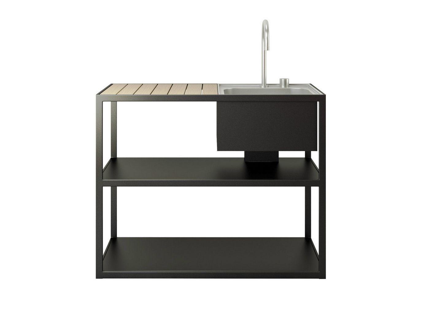garden cucina da esterno by r shults design brda broberg. Black Bedroom Furniture Sets. Home Design Ideas