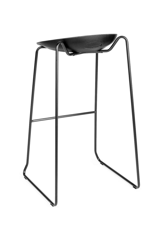 tabouret luge haut empilable anny 330 d by mara. Black Bedroom Furniture Sets. Home Design Ideas