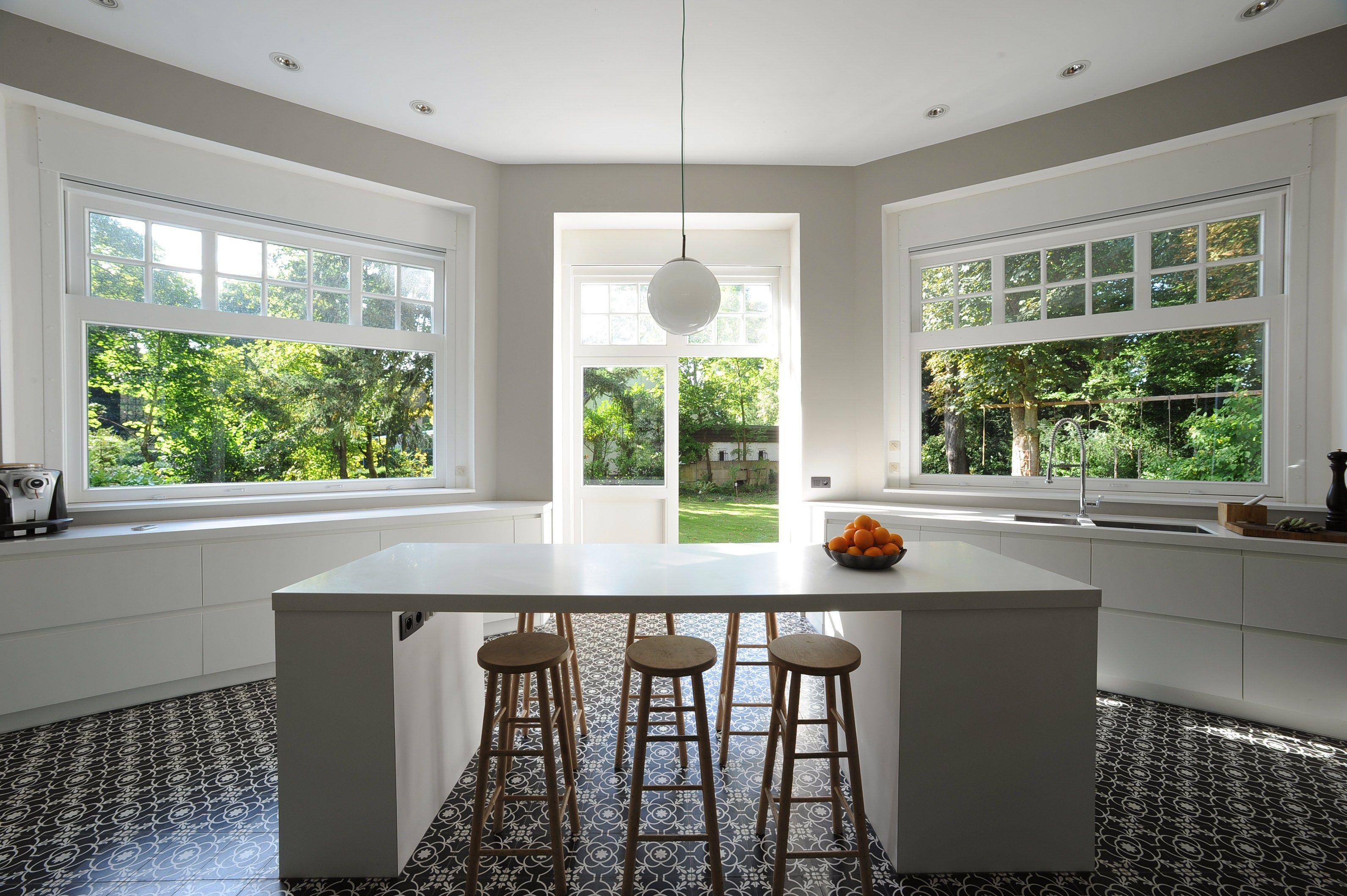 Bancada de cozinha em HI MACS® HI MACS® for kitchen worktop by HI  #49633A 3184 2120