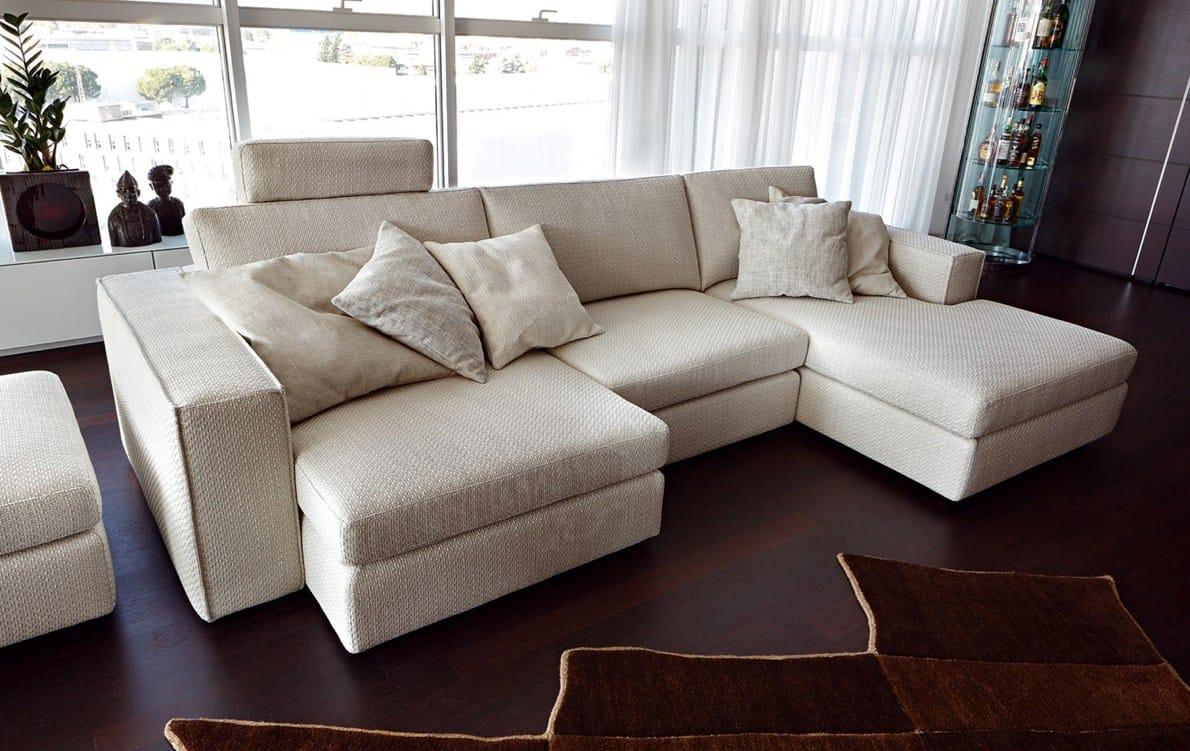 canap composable en tissu amadeus by ditre italia design stefano spessotto lorella agnoletto. Black Bedroom Furniture Sets. Home Design Ideas