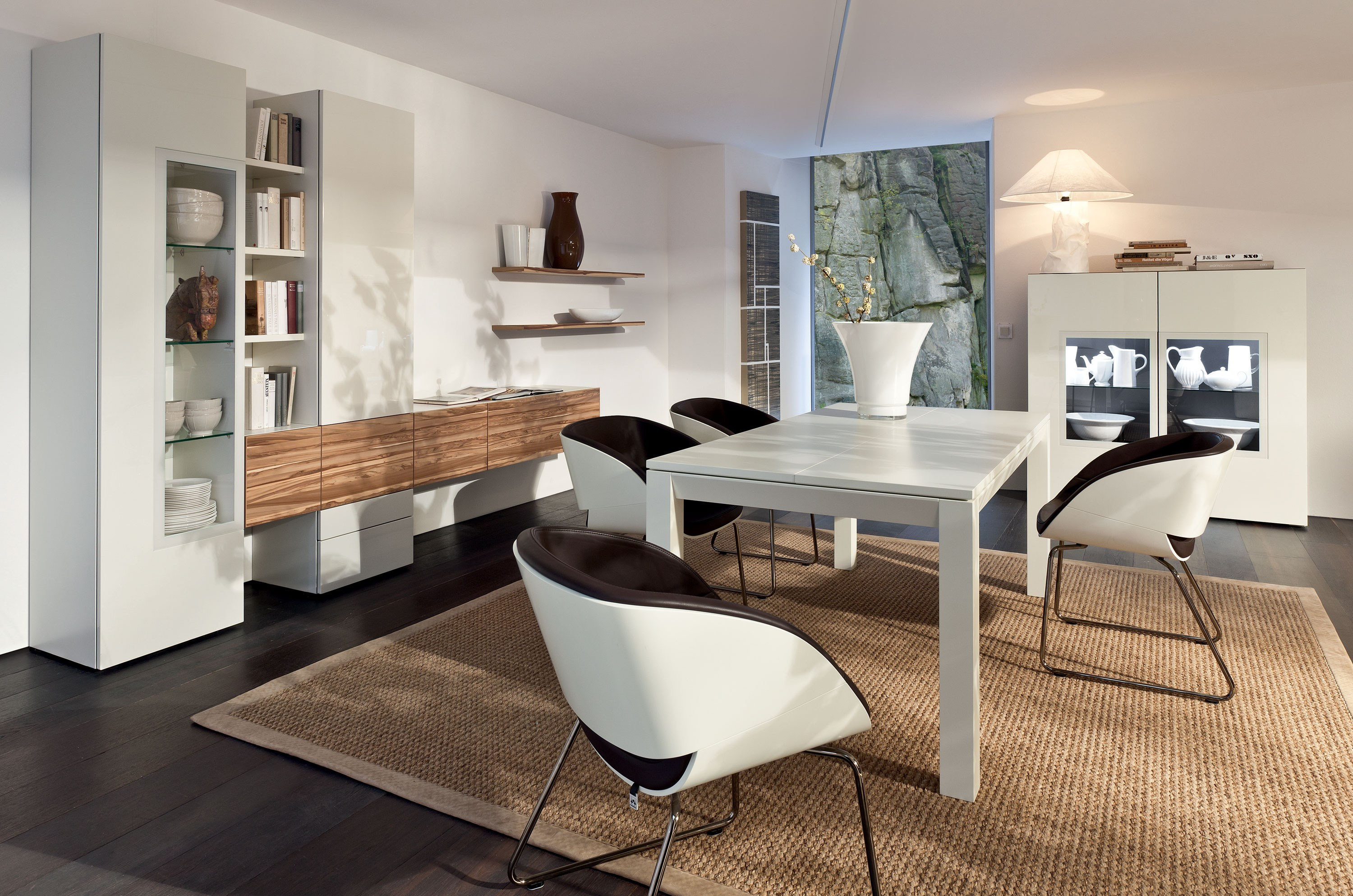 Awesome Dining Rooms From Hulsta: NEO Lacquered Highboard By Hülsta-Werke Hüls