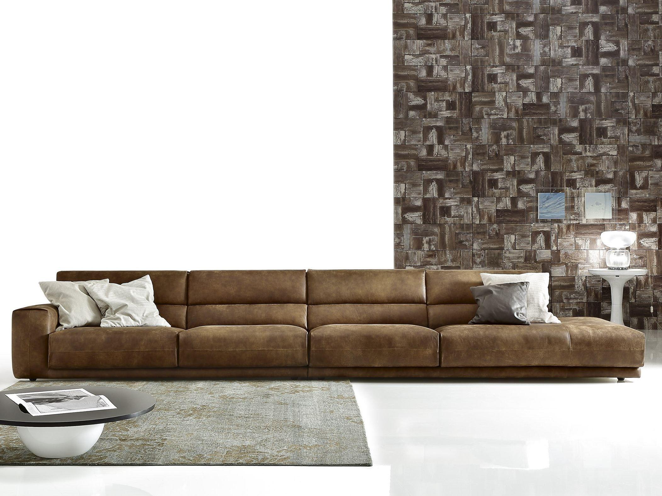Booman leather sof composable by ditre italia dise o - Marcas de sofas de piel ...