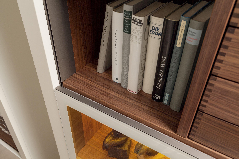xelo lackiertes b cherregal by h lstawerke h ls. Black Bedroom Furniture Sets. Home Design Ideas