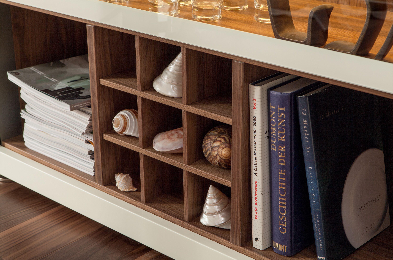 Xelo lacquered bookcase by h lsta werke h ls - Hulsta xelo ...