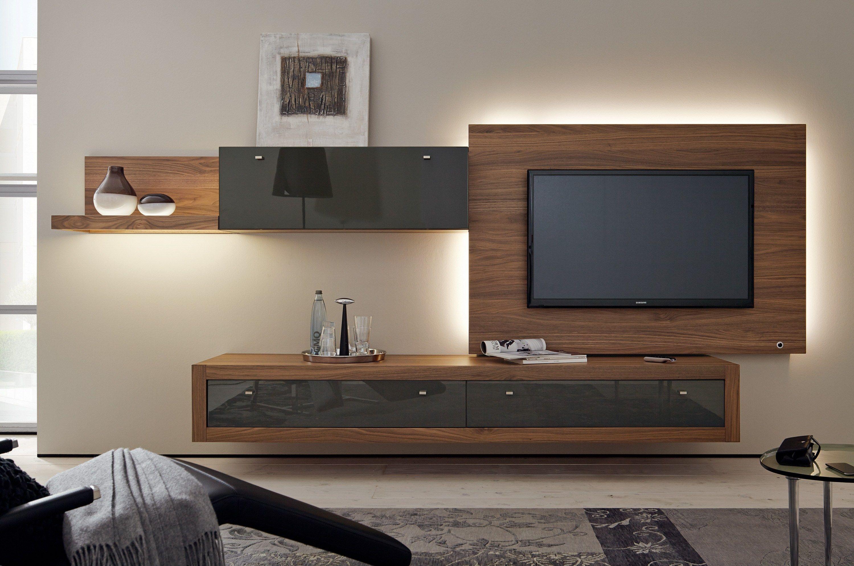 xelo tv m bel mit lautsprecher by h lsta werke h ls. Black Bedroom Furniture Sets. Home Design Ideas