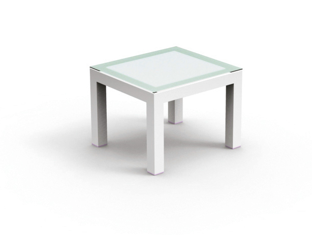 Touch Square Coffee Table By Talenti