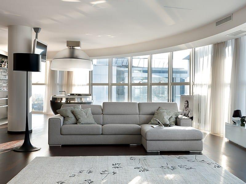 canap inclinable en tissu antigua by ditre italia design. Black Bedroom Furniture Sets. Home Design Ideas