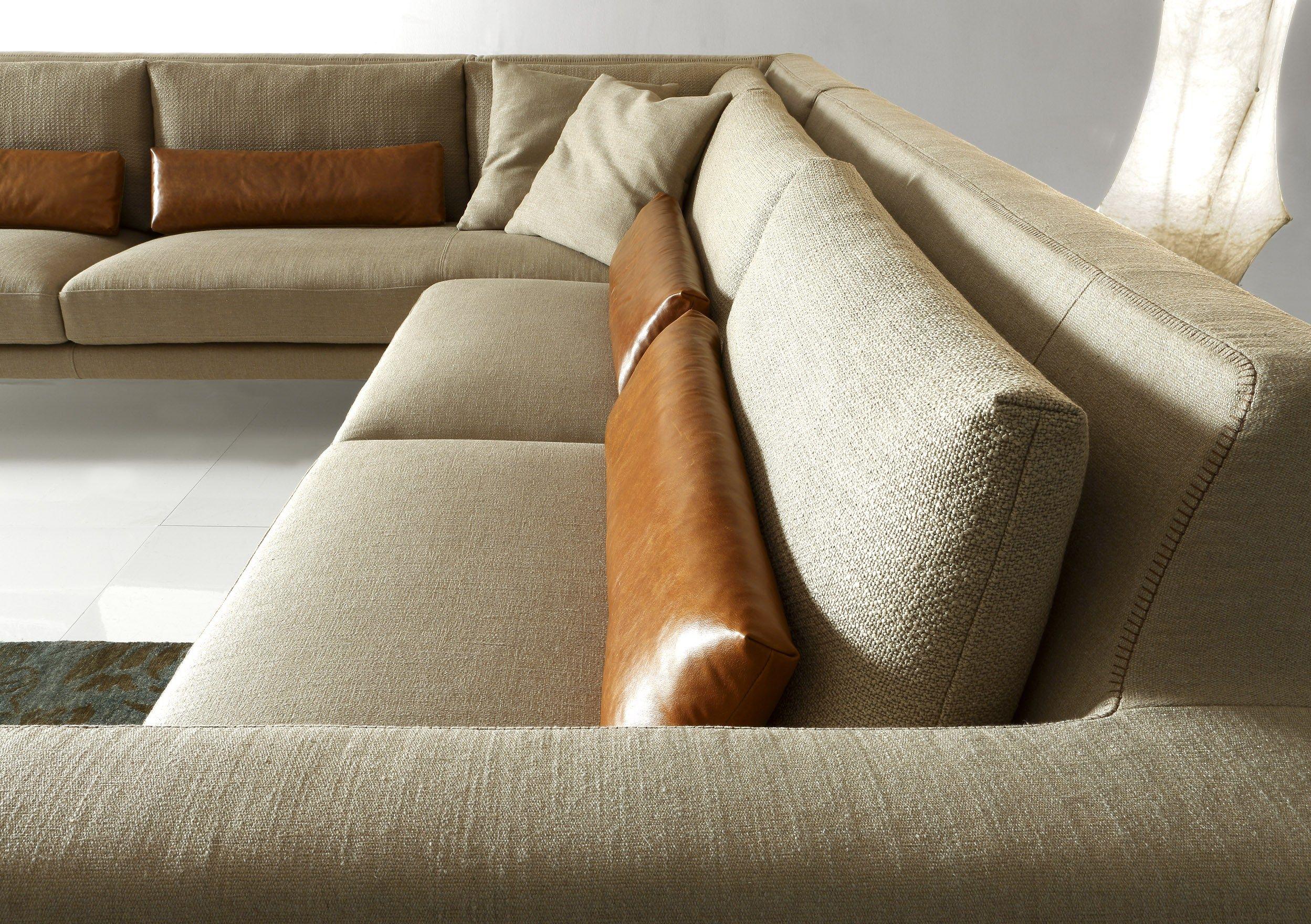 Miller divano angolare by ditre italia design stefano spessotto lorella agnoletto - Divano miller ditre prezzo ...
