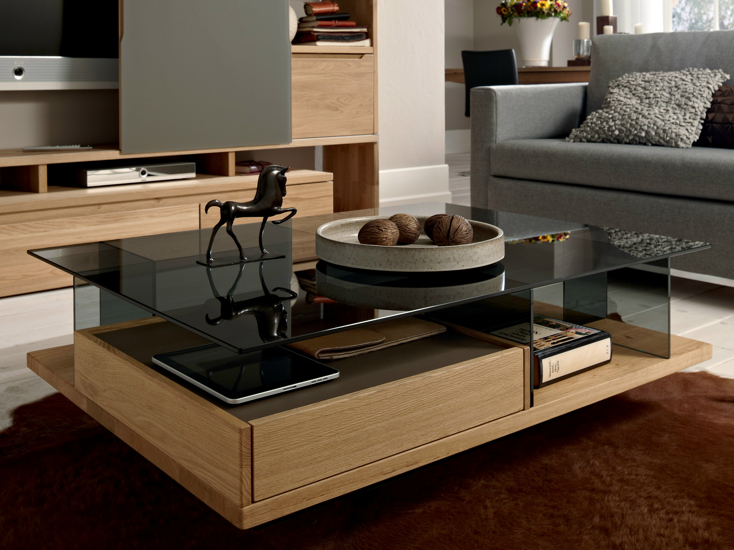La table basse bar for Design couchtisch adrian