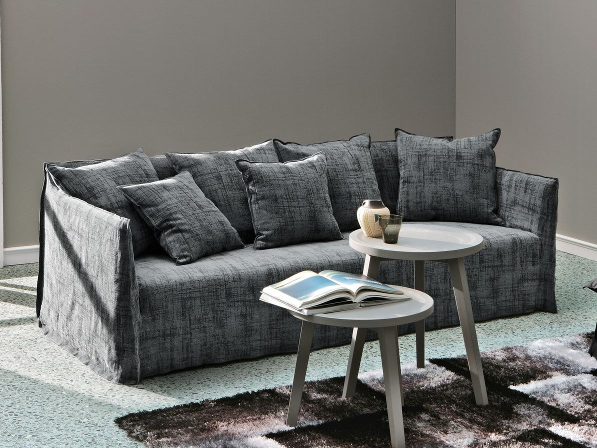 divano sfoderabile a 4 posti ghost 12 by gervasoni design. Black Bedroom Furniture Sets. Home Design Ideas
