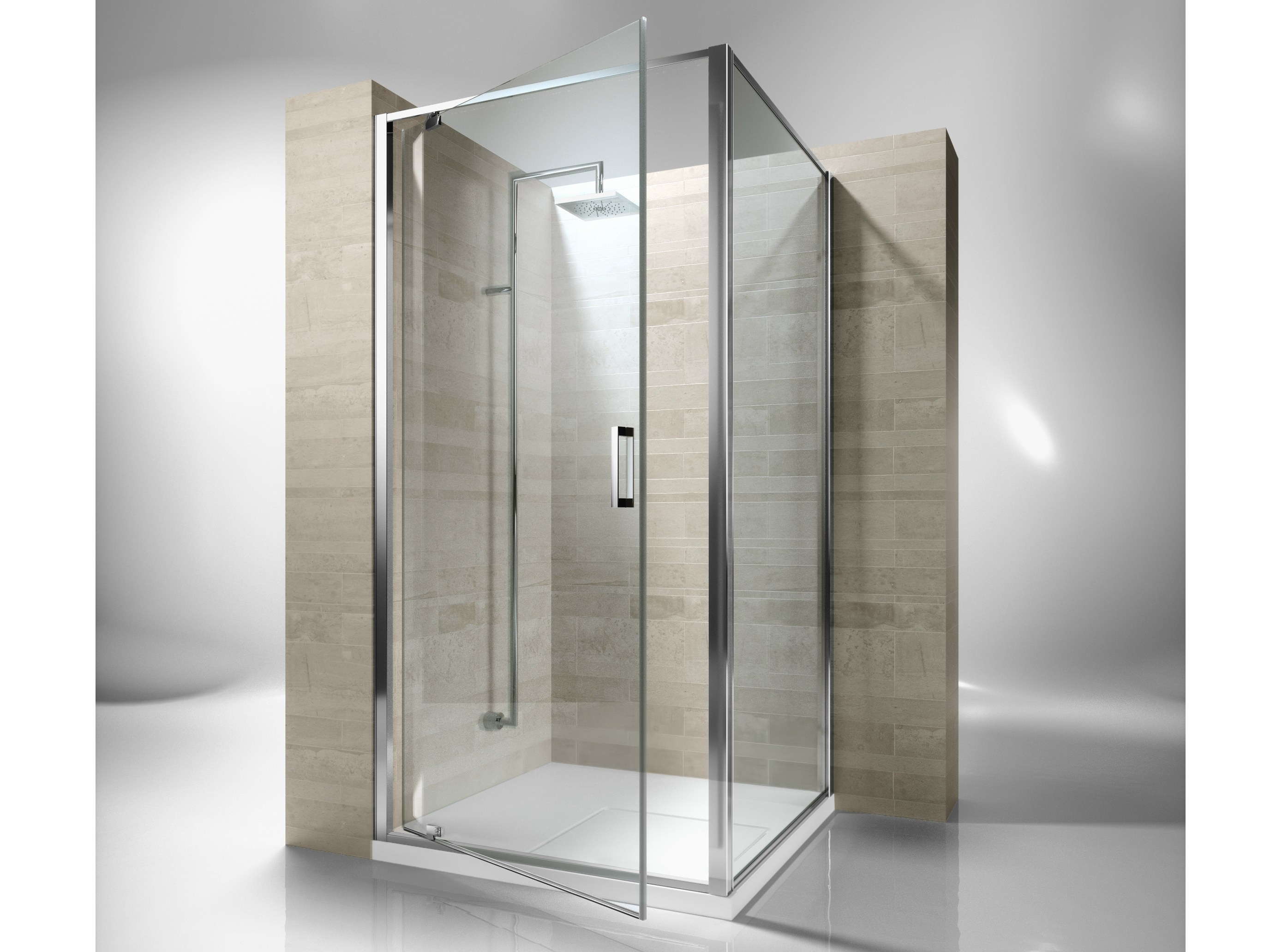 Cabinas De Ducha Medidas:Bathroom Shower Glass