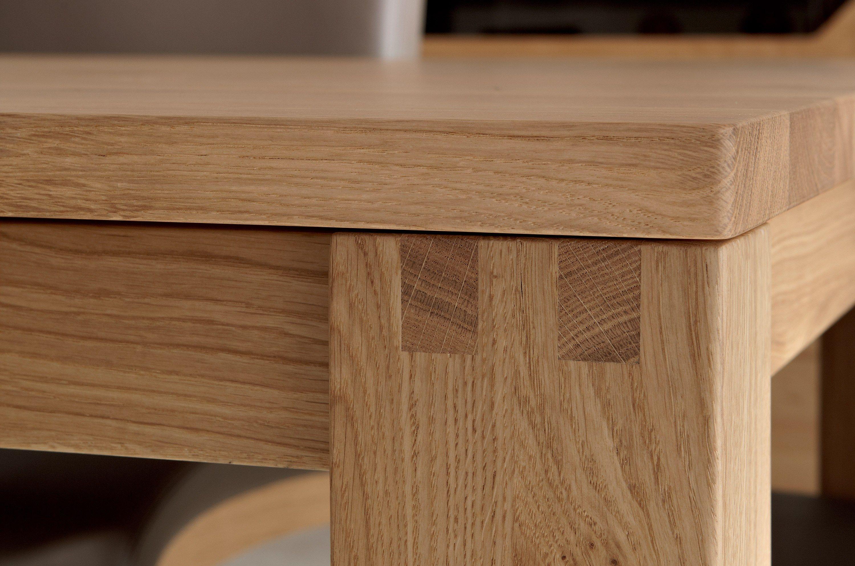 Mesa extensible de comedor de madera maciza ET 1800 Mesa de comedor  #966835 3000x1988