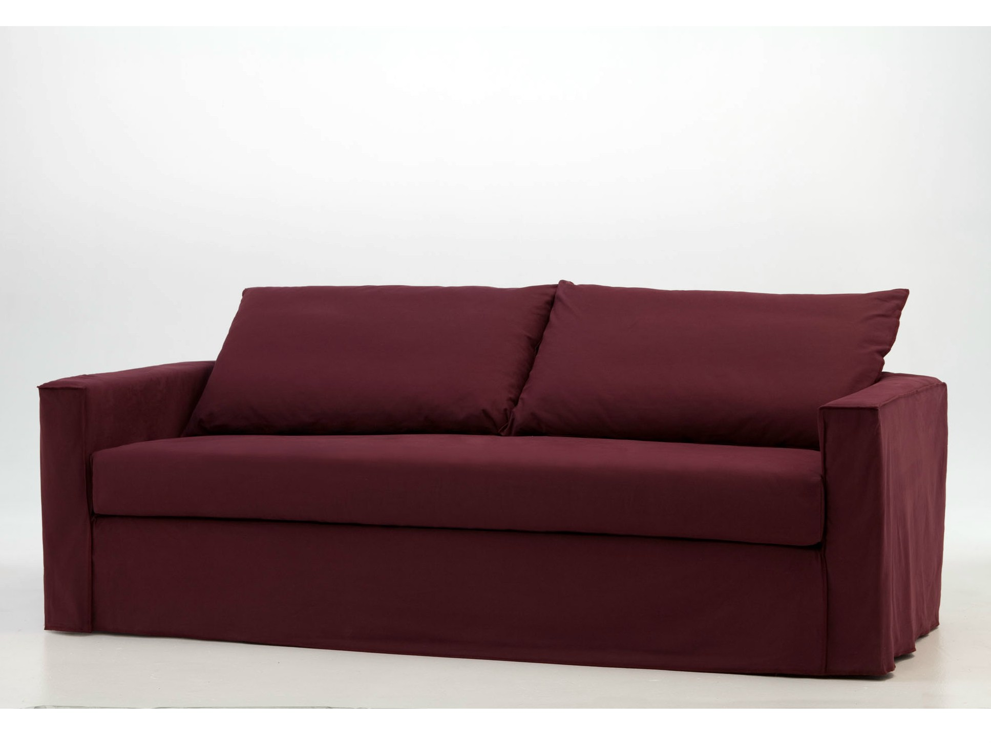 Sofa bed with removable cover brick 15 by gervasoni design for Sofa bed the brick