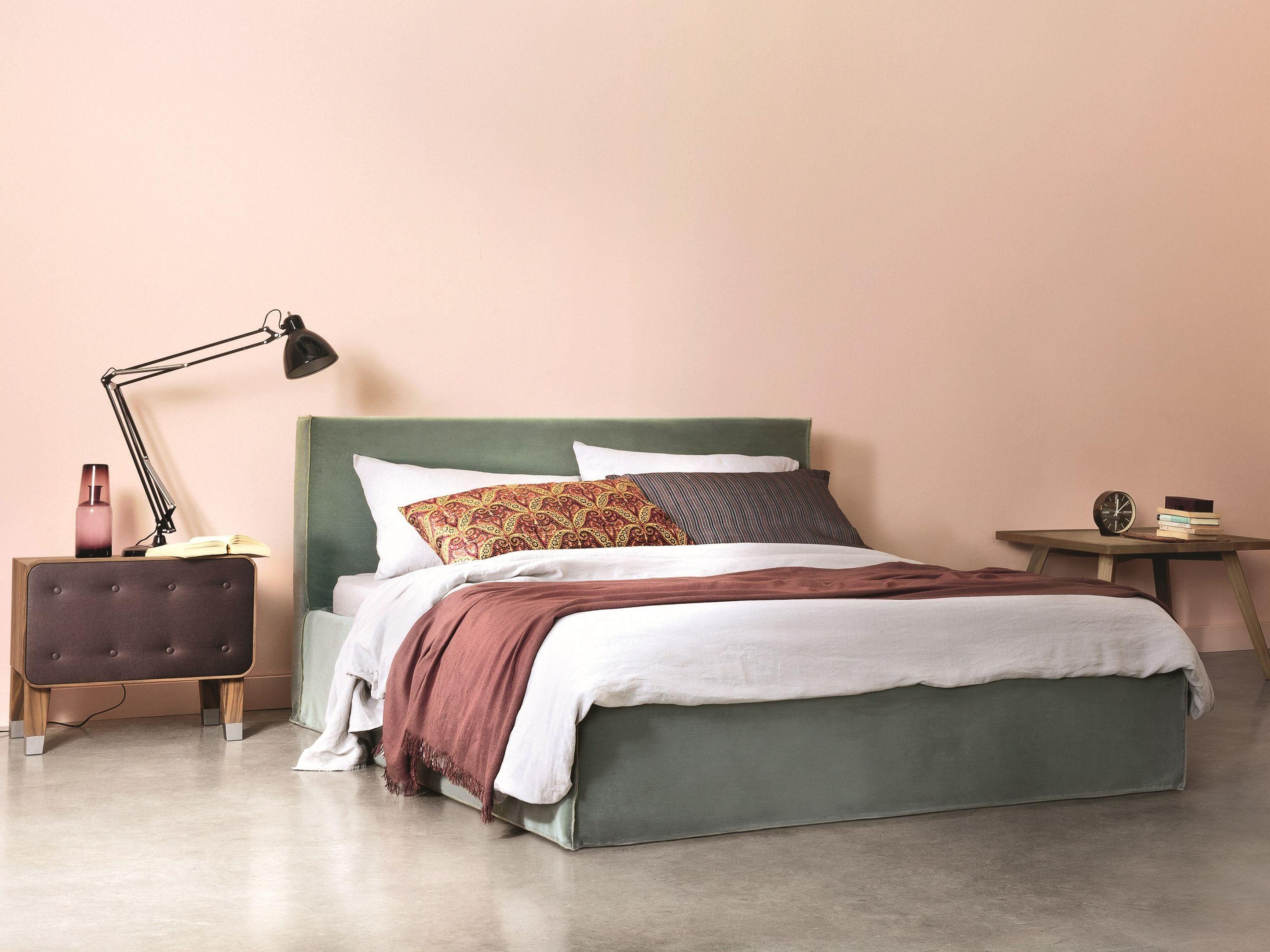 Brick 80 letto matrimoniale by gervasoni design paola navone - Mobili gervasoni ...